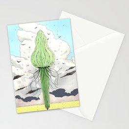 Méduse volante #2 Stationery Cards