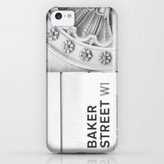 Baker Street iPhone 5c Slim Case