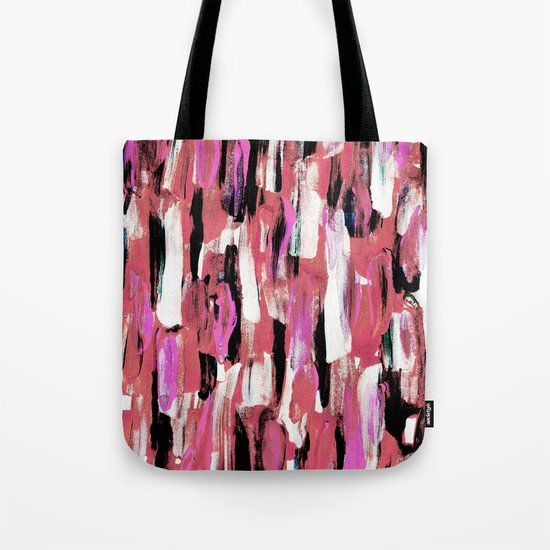 Colourful Feathers Tote Bag