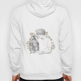 Louis and the chimp Hoody