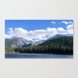 Bear Lake RMNP Canvas Print