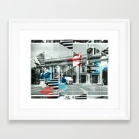 roman Framed Art Prints featuring Roman Style by Marko Köppe