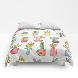 Cactus Party Comforters