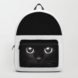 The Black Cat Backpack