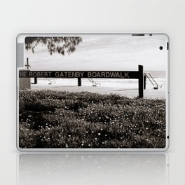 The Robert Gatenby Boardwalk Laptop & iPad Skin