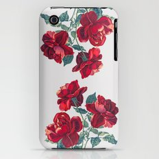 Red Roses iPhone (3g, 3gs) Slim Case