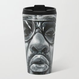 rudebwoy part2 /b&w/ Travel Mug