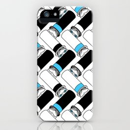 Zig Zag iPhone Case