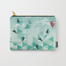 Emerald City (Blue Sky Version) Carry-All Pouch