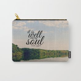 Well with My Soul Carry-All Pouch