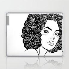 Curly Solonge Laptop & iPad Skin