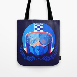 Lightspeed Racer Tote Bag