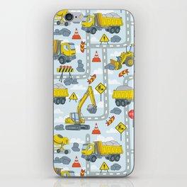 Trucks for Gael iPhone Skin