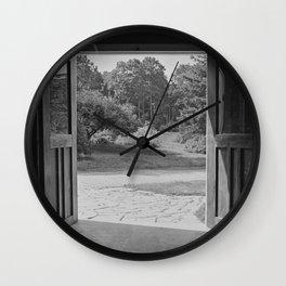 Doorway Wall Clock