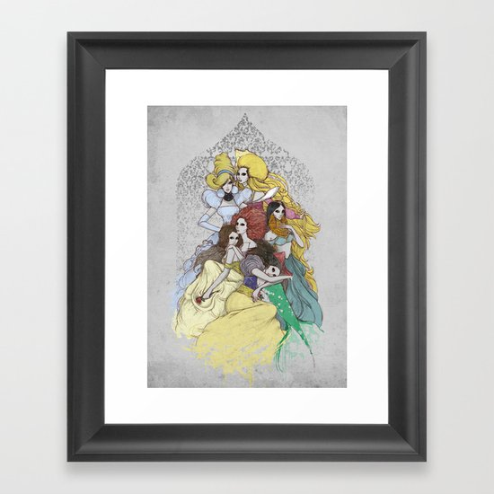 The Avant-Garde Framed Art Print