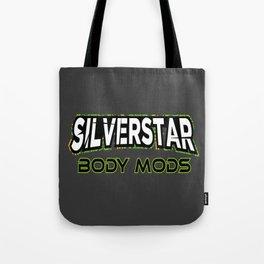 SILVERSTAR (Automotive) Body Mods Tote Bag