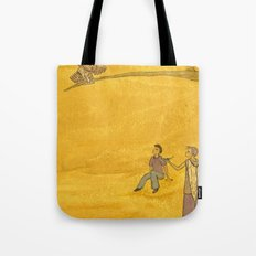 The Bird of Truth Tote Bag