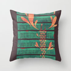 Power Chord Throw Pillow
