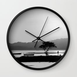 Despedida Wall Clock