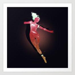 Celestials: Incandescence Art Print