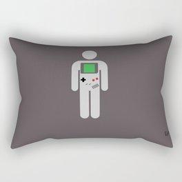 Game-Boy   Iphone Case Rectangular Pillow