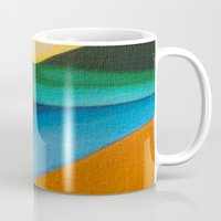literary Mugs featuring No Meio do Caminho (In The Middle Of The Road) by Fernando Vieira