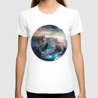 island T-shirts featuring Island by Veronique Meignaud MTG