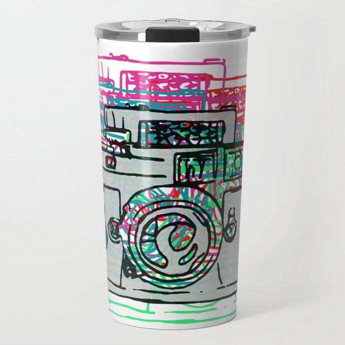 Click Click Boom Travel Mug
