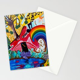 Life Could be a Dream Stationery Cards