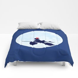 Kiki's Delivery Service Comforters