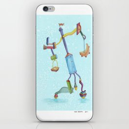 Could'a Been the Teapot iPhone Skin