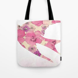Swallow 2 Tote Bag