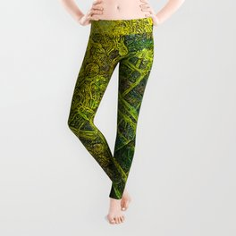 Mayan Awakening Leggings
