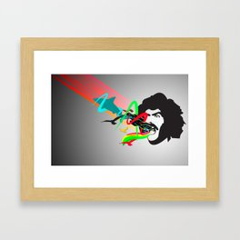 """Taste the Rainbow"" Framed Art Print"