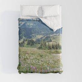 Wildflower Meadow Duvet Cover