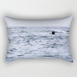 Ocean Bird Rectangular Pillow