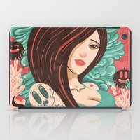 party iPad Cases featuring Party by Victor Beuren