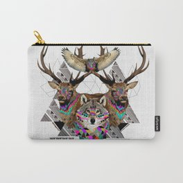 ▲FOREST FRIENDS▲ Carry-All Pouch