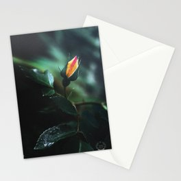 The voice of beauty Stationery Cards