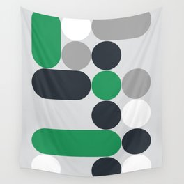 Domino 08 Wall Tapestry