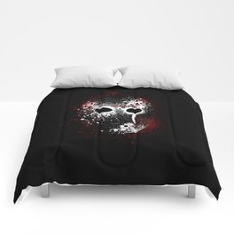 Happy Friday the 13th Comforters
