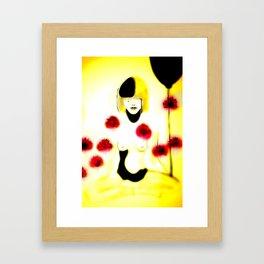 The Senses Framed Art Print