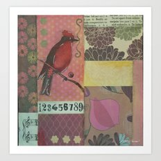 Early Bird One Art Print