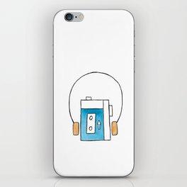 The Electronics / Walkman iPhone Skin