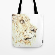The Lion Tote Bag