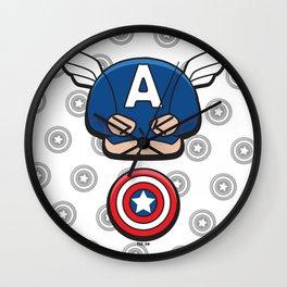 Captain Art  Wall Clock