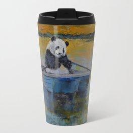 Panda Reflections Travel Mug