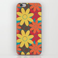 Daisy Daze iPhone & iPod Skin