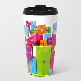 Christmas #society6 #decor #buyart Travel Mug