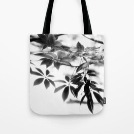 Loose Leaves Tote Bag